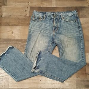 Men American Eagle Jeans relaxed 33x32